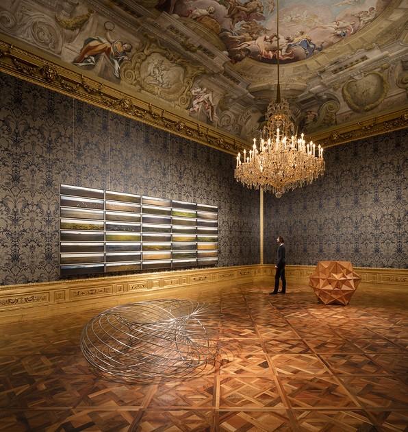 Art contemporain à Versailles : Olafur Eliasson 599acc10