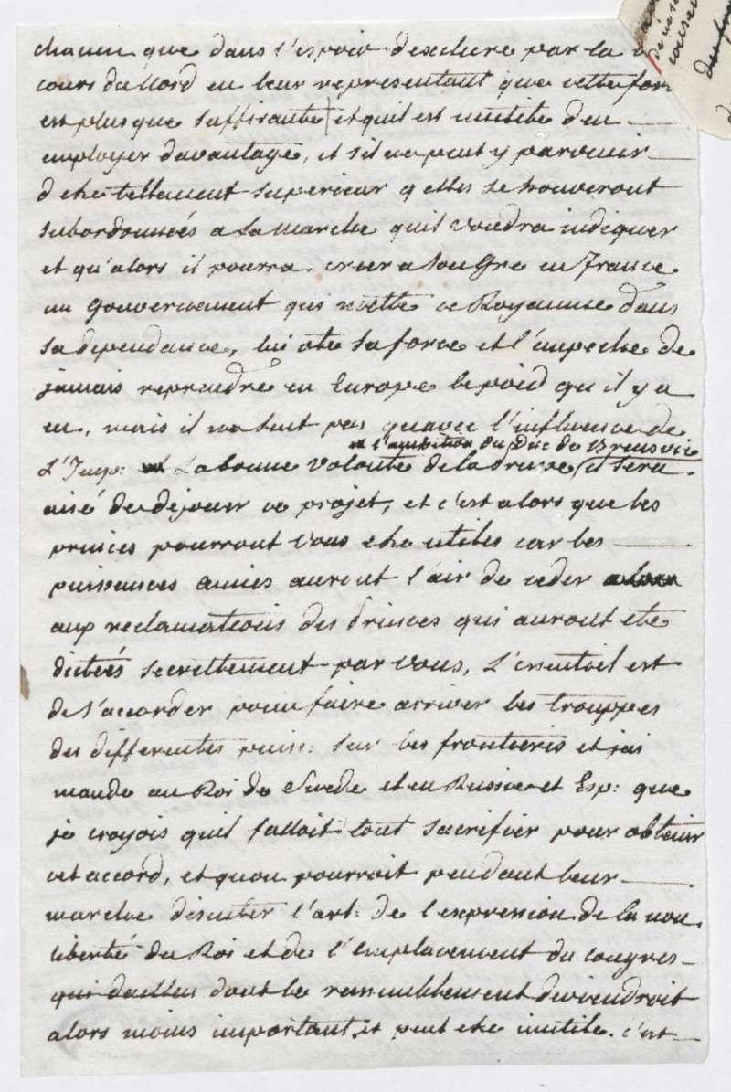 Les lettres de Fersen à Marie-Antoinette 6_mars11