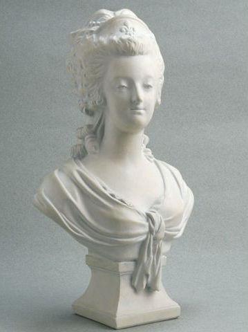 Buste de Marie-Antoinette d'après Brachard (Jean-Charles ou Jean-Nicolas) 795510