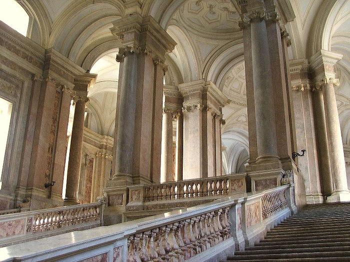 Marie-Caroline à Naples : le Palais Royal de Caserte 800px-22