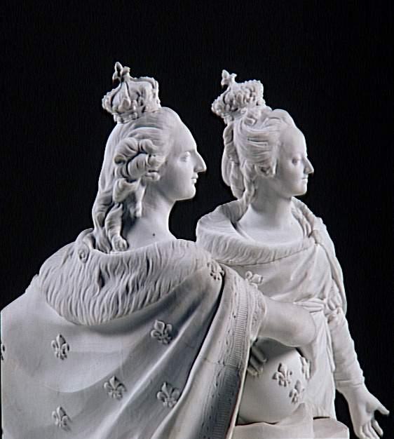 Marie Antoinette, par (et d'après) Louis-Simon Boizot 97-00011