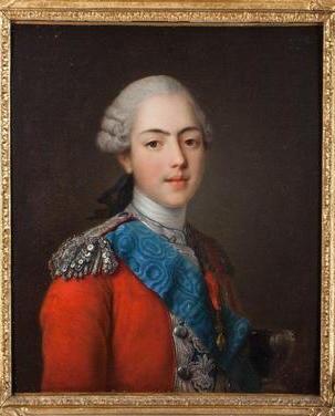 fredou - Portraits de Marie-Antoinette et de la famille royale, par Jean-Martial Frédou A3d92111
