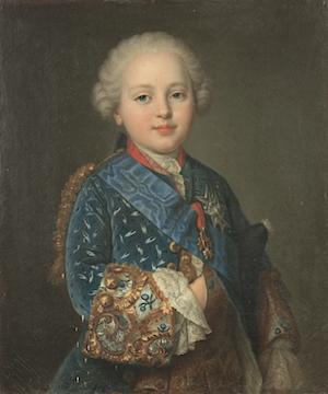 fredou - Portraits de Marie-Antoinette et de la famille royale, par Jean-Martial Frédou Ab12ae11