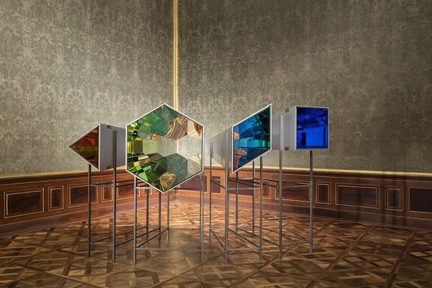 Art contemporain à Versailles : Olafur Eliasson Afade110