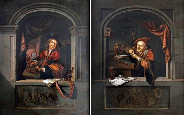 """Portraits  """" à la fenêtre """" - Page 2 Antics10"""