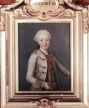 Portraits de la famille impériale par Jean-Etienne Liotard - Page 2 Archid10