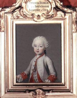 Portraits de la famille impériale par Jean-Etienne Liotard - Page 2 Archid11