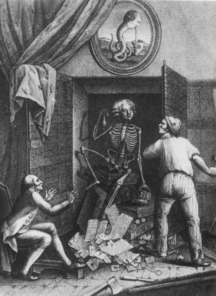 François Gamain et l'armoire de fer de Louis XVI - Page 2 Armoir10