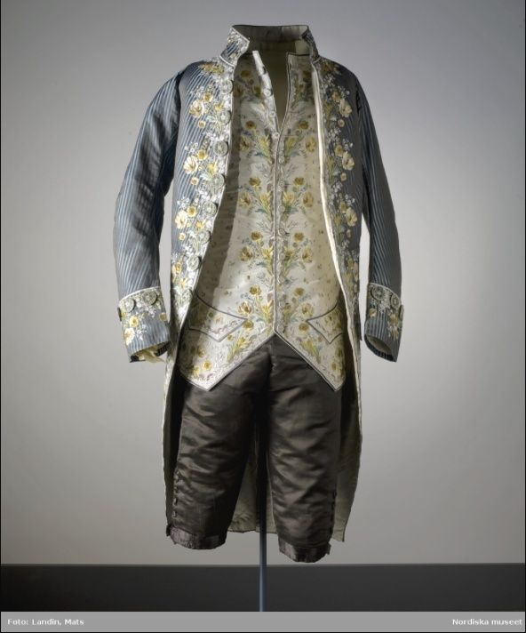 La mode et les habits masculins au XVIIIe siècle - Page 2 Axel_f17