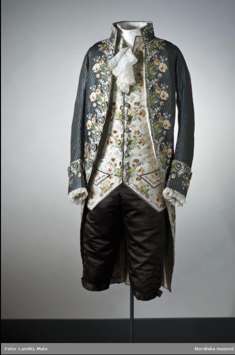 La mode et les habits masculins au XVIIIe siècle - Page 2 Axel_f18
