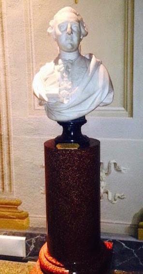 Buste de Marie-Antoinette, Palais Pitti (Florence) Busto-14