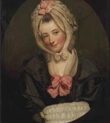 Galerie de portraits : Le manchon au XVIIIe siècle  Captu120