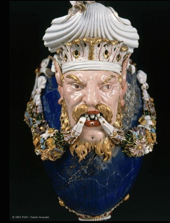 La collection de gemmes de Marie-Antoinette Captu123