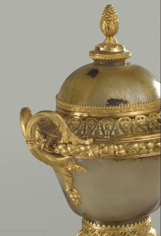 La collection de gemmes de Marie-Antoinette Captu126