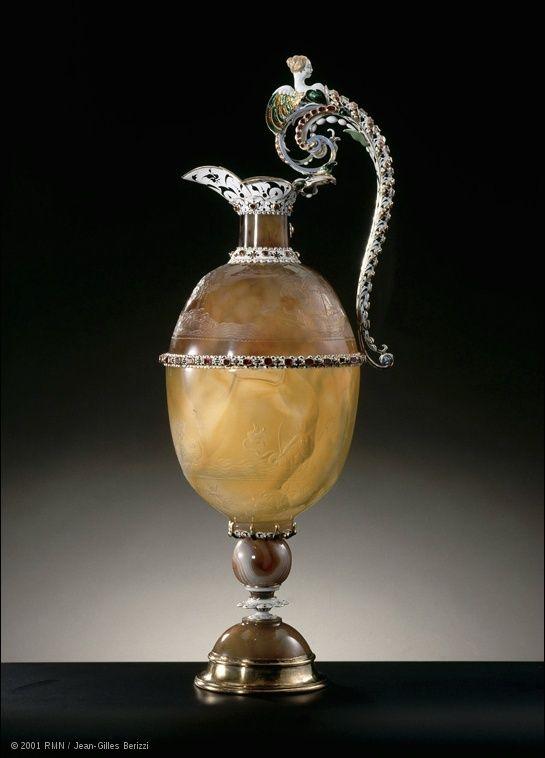 La collection de gemmes de Marie-Antoinette Captu127
