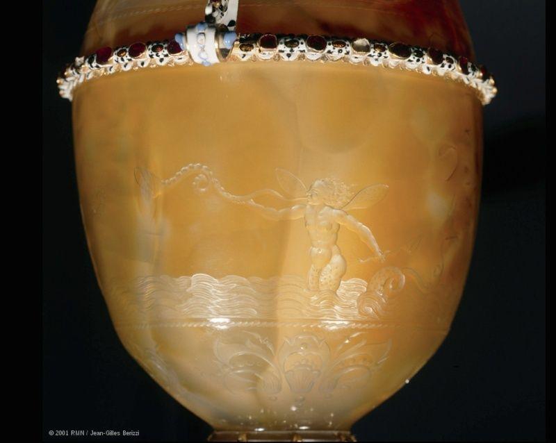 La collection de gemmes de Marie-Antoinette Captu128