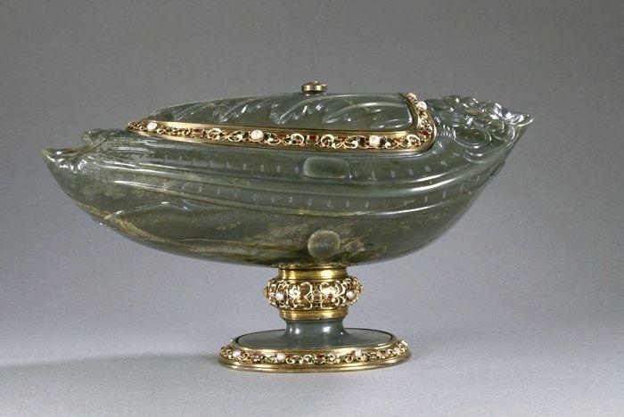 La collection de gemmes de Marie-Antoinette Captu130