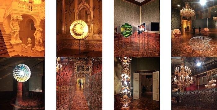Art contemporain à Versailles : Olafur Eliasson Captu162