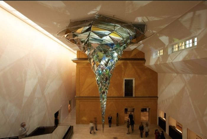 Art contemporain à Versailles : Olafur Eliasson Captu165