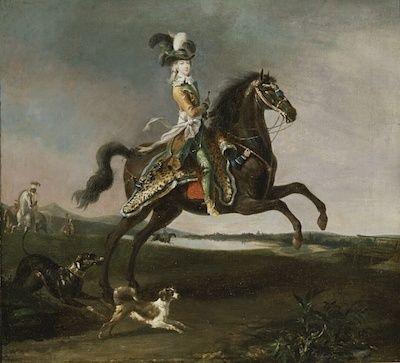 Exposition : Louis-Auguste Brun, peintre de Marie-Antoinette. Château de Prangins (Suisse) Captu181