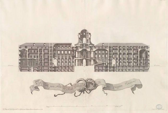 Marie-Caroline à Naples : le Palais Royal de Caserte Captu211