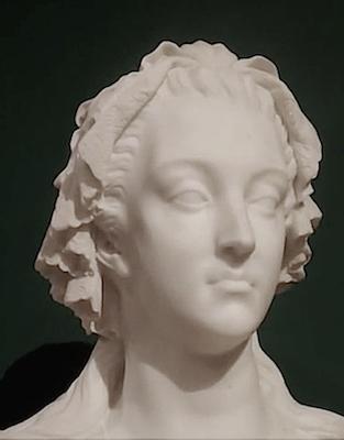 Bustes de Marie-Antoinette par la duchesse Castiglione-Colonna, Adèle d'Affry, dite Marcello Captur21