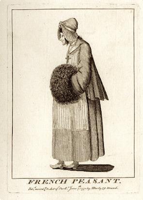 Galerie de portraits : Le manchon au XVIIIe siècle  Captur44