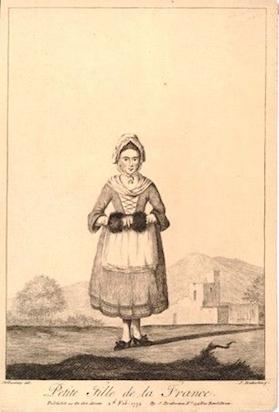 Galerie de portraits : Le manchon au XVIIIe siècle  Captur46