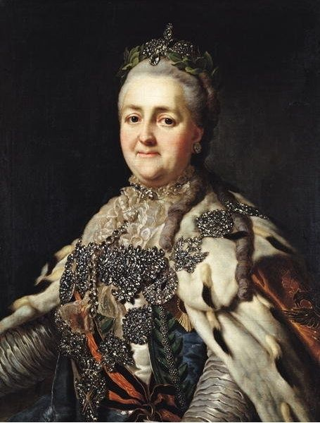 La Grande Catherine et Potemkine, de Simon Sebag Montefiore Captur51