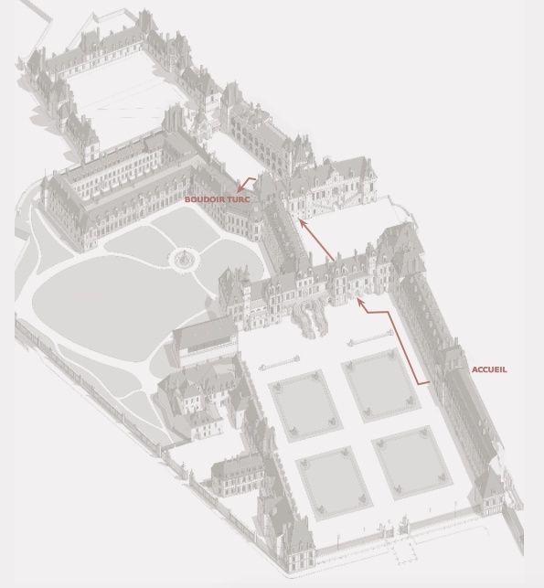 Le boudoir turc de Marie-Antoinette à Fontainebleau - Page 2 Captur60