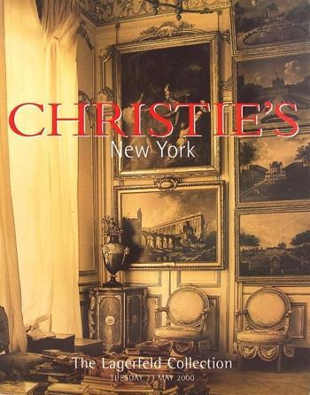 "Les collections ""XVIIIè siècle"" de Karl Lagerfeld Christ10"