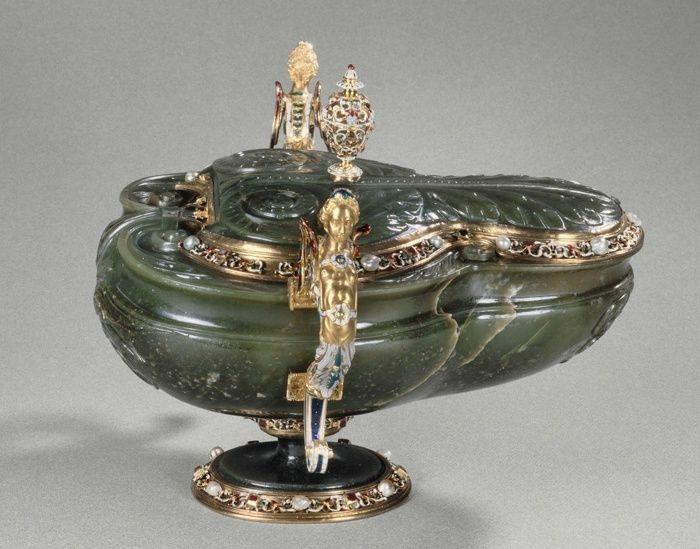 La collection de gemmes de Marie-Antoinette Collec12