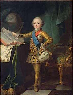 fredou - Portraits de Marie-Antoinette et de la famille royale, par Jean-Martial Frédou Comte_15
