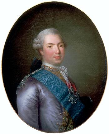 fredou - Portraits de Marie-Antoinette et de la famille royale, par Jean-Martial Frédou Comte_16