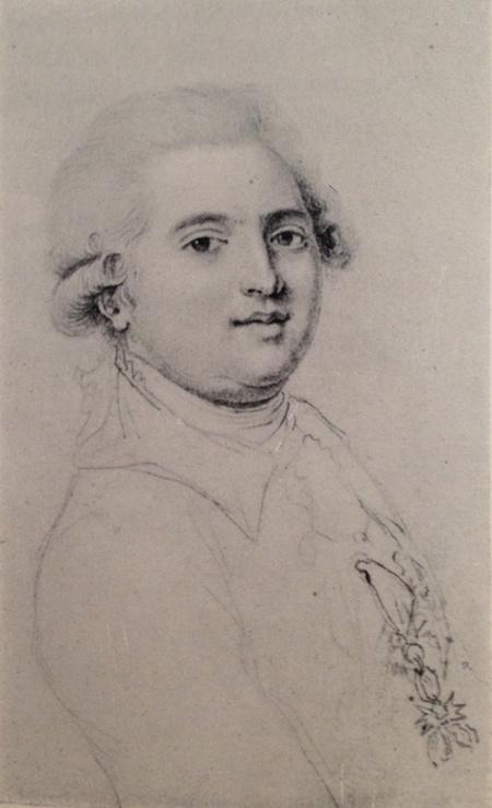 Exposition : Louis-Auguste Brun, peintre de Marie-Antoinette. Château de Prangins (Suisse) Comte_18