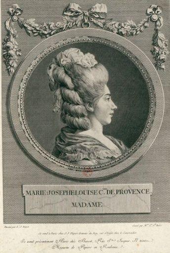 Marie Antoinette, par (et d'après) Louis-Simon Boizot Comtes11