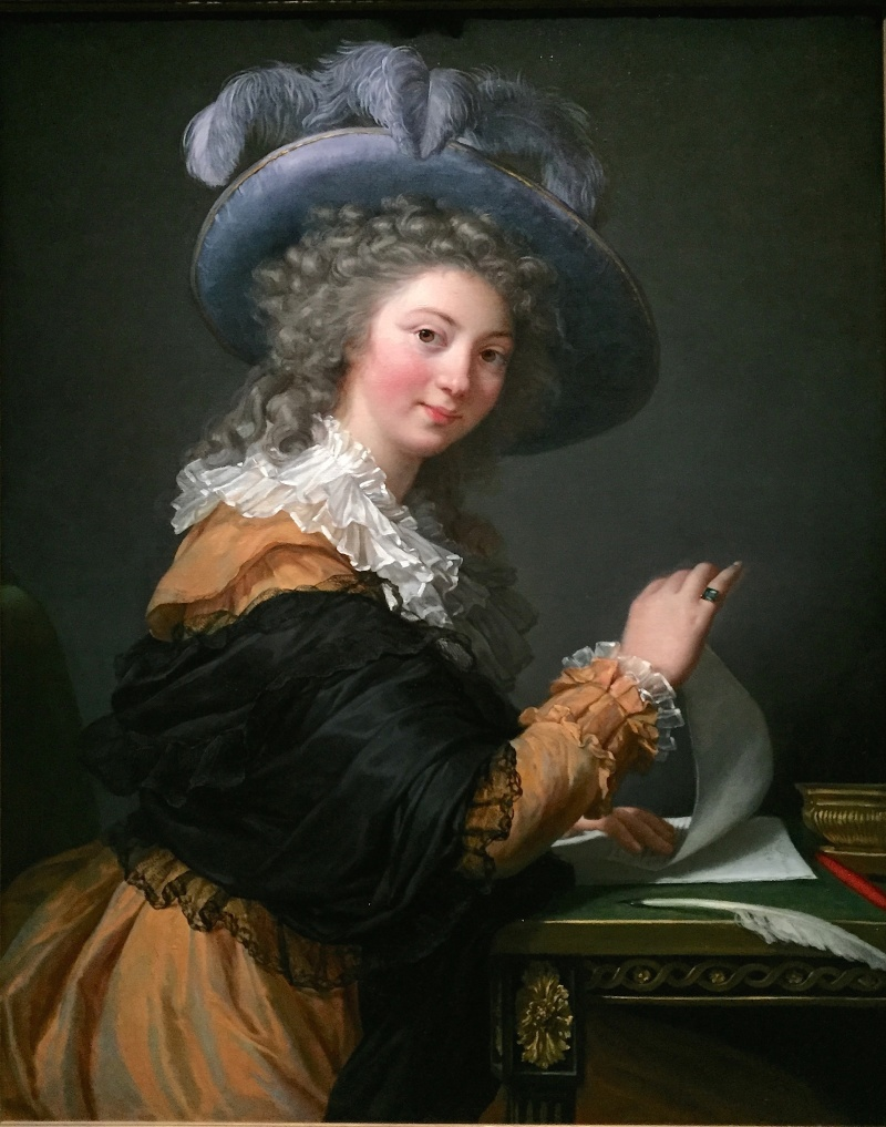Signature d'Elisabeth Vigée Le Brun Comtes12