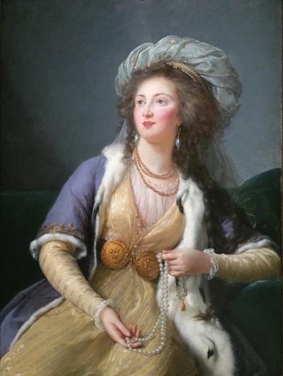 Le Petit Dunkerque, chez Granchez, bijoutier de Marie-Antoinette Comtes22