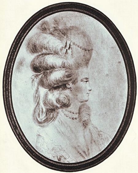 Exposition : Louis-Auguste Brun, peintre de Marie-Antoinette. Château de Prangins (Suisse) Comtes25