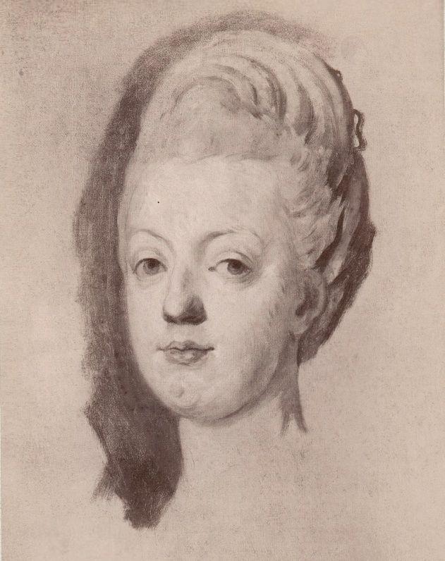 Portraits de Marie-Antoinette par Joseph-Siffred Duplessis Duples12