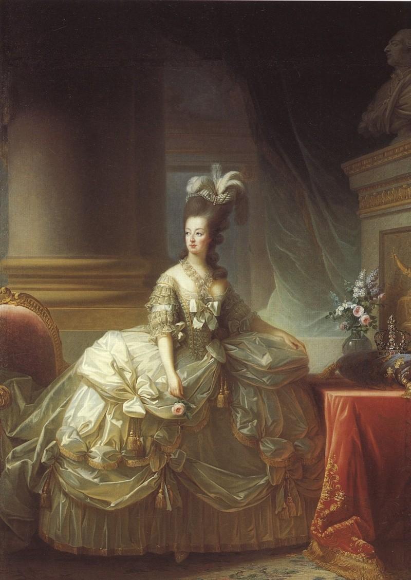 Signature d'Elisabeth Vigée Le Brun Elizab10