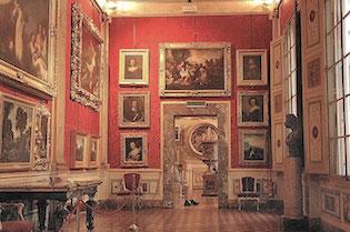 Buste de Marie-Antoinette, Palais Pitti (Florence) Exposi10