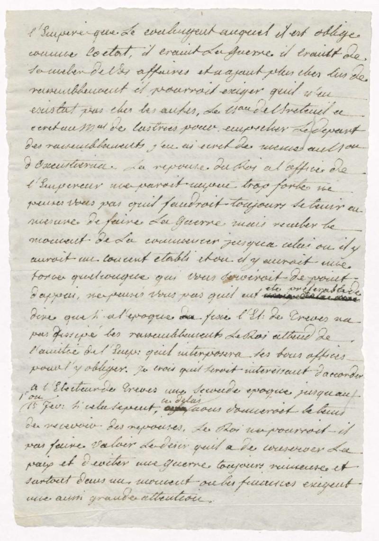Les lettres de Fersen à Marie-Antoinette Fersen12