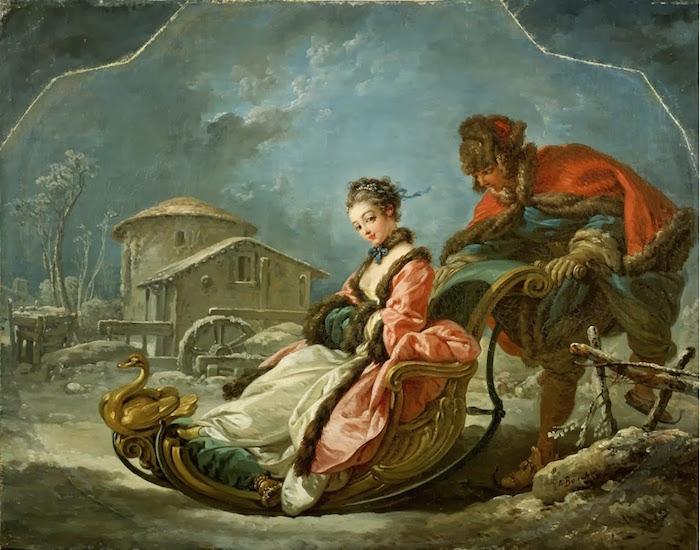 Galerie de portraits : Le manchon au XVIIIe siècle  Four_s10