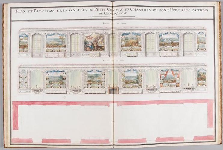 Le voyage en Europe du comte et de la comtesse du Nord : le tsarévitch Paul et son épouse. Galeri10