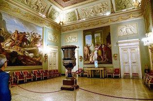 Buste de Marie-Antoinette, Palais Pitti (Florence) Galler13