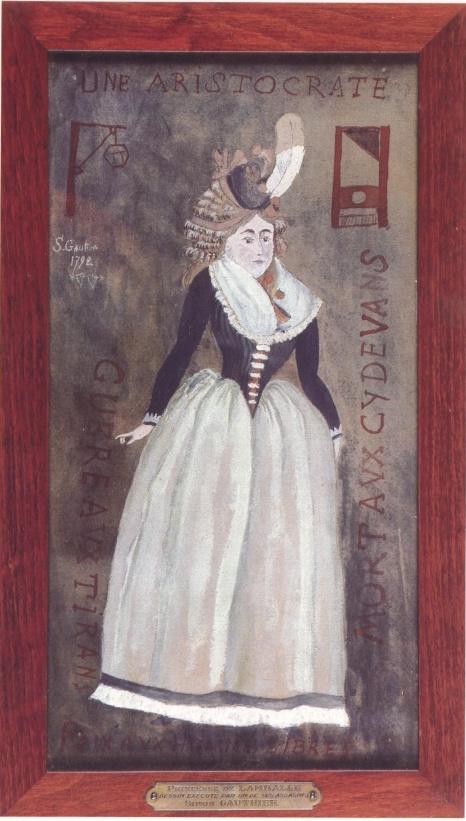 La mort de la princesse de Lamballe - Page 4 Gautie11