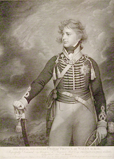 Lord Horatio Nelson, Vice-amiral George12
