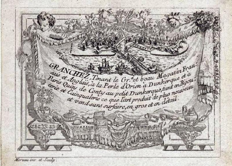 Le Petit Dunkerque, chez Granchez, bijoutier de Marie-Antoinette Granch10