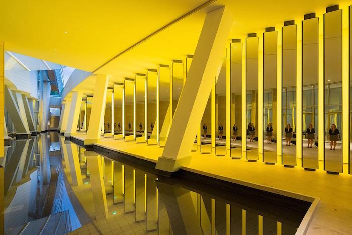 Art contemporain à Versailles : Olafur Eliasson Grotto10